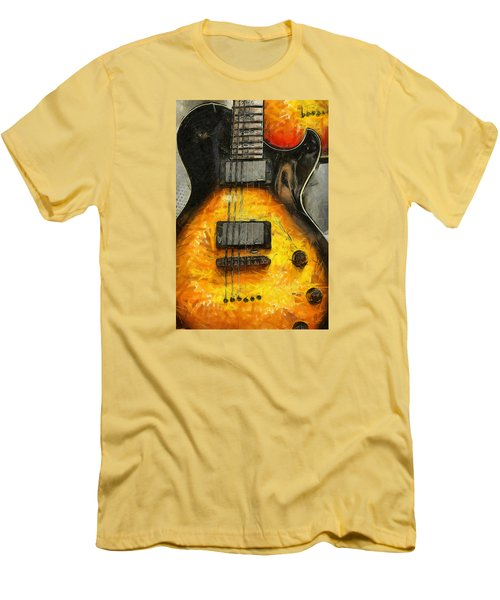 Classic Rock Men's T-Shirt (Slim Fit) by Brian Davis