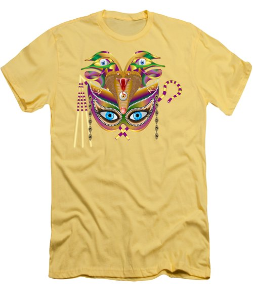 Cleopatra Viii For Any Color Products But No Prints Men's T-Shirt (Athletic Fit)