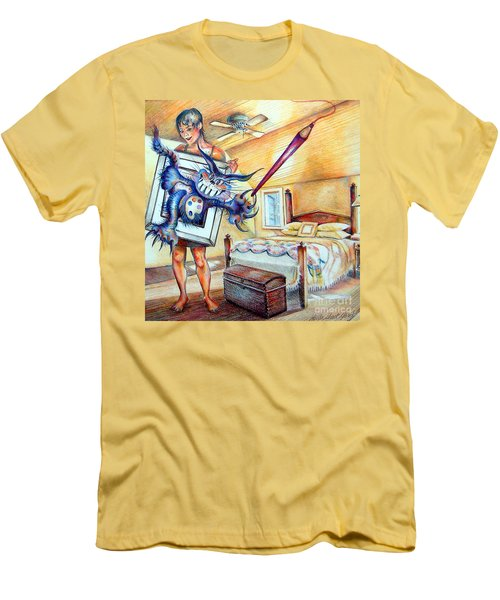 Closet Artist Men's T-Shirt (Athletic Fit)