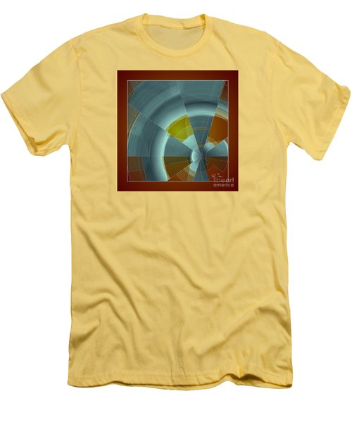 Cold Rays Men's T-Shirt (Slim Fit) by Leo Symon