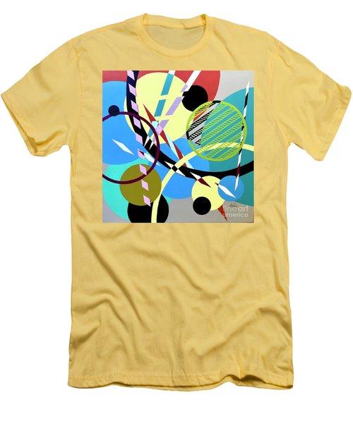 Composition #21 Men's T-Shirt (Athletic Fit)