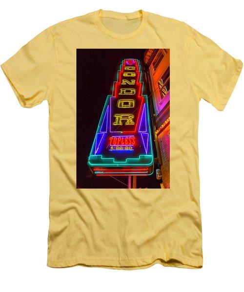Condor Neon Men's T-Shirt (Athletic Fit)