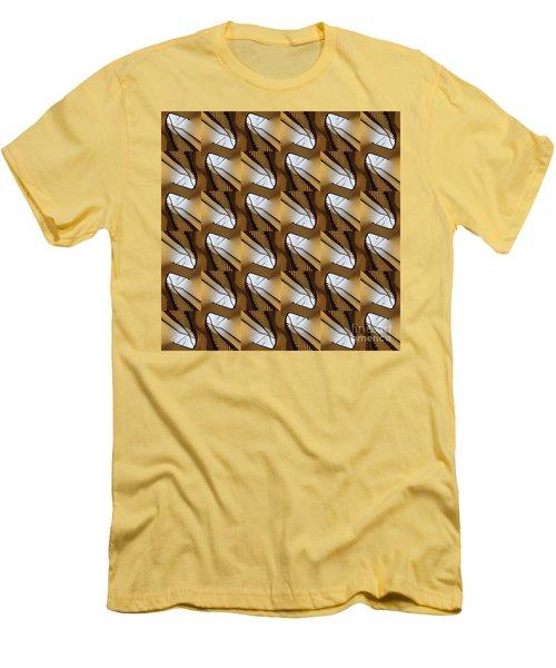 Corduroy Men's T-Shirt (Athletic Fit)