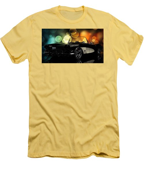 Corvette 1961 Men's T-Shirt (Athletic Fit)
