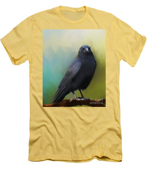 Corvid Men's T-Shirt (Athletic Fit)