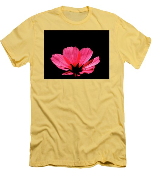 Cosmos Bloom Men's T-Shirt (Athletic Fit)