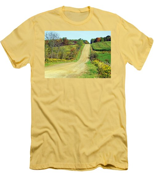 Country Days Men's T-Shirt (Athletic Fit)