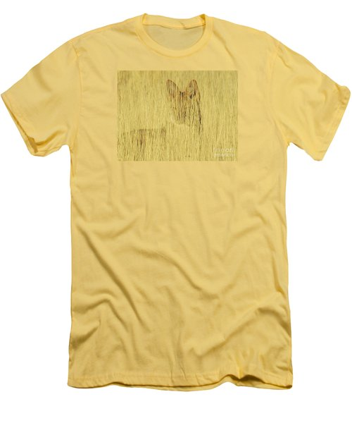 Coyote 1 Men's T-Shirt (Athletic Fit)