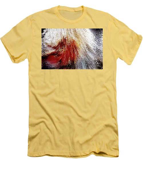 Created To Become Like Christ. Genesis 1 26 Men's T-Shirt (Slim Fit) by Mark Lawrence