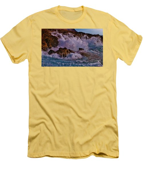 Men's T-Shirt (Slim Fit) featuring the photograph Crescendo by Craig Wood