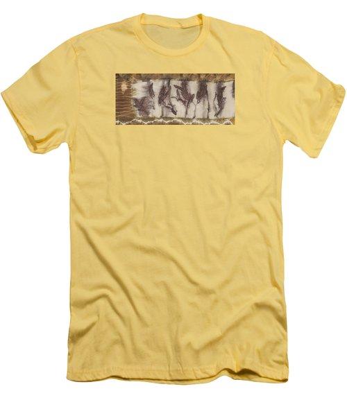 Dance Of The Eucalyptus Leaves Men's T-Shirt (Athletic Fit)