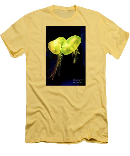 Dance Of The Jellies Men's T-Shirt (Athletic Fit)