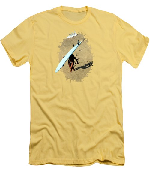 Dawn Patrol Men's T-Shirt (Slim Fit) by DJ Florek