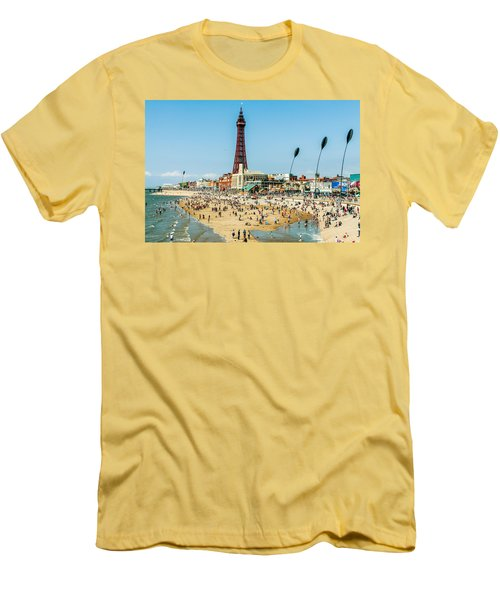 Day Trippers Men's T-Shirt (Athletic Fit)