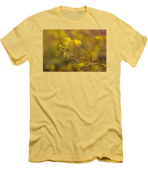 Death Valley Superbloom 301 Men's T-Shirt (Slim Fit) by Daniel Woodrum