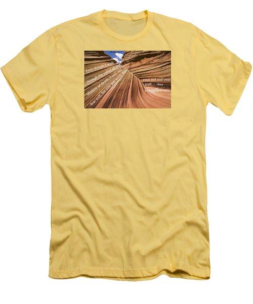 Death8 Men's T-Shirt (Slim Fit) by David Norman