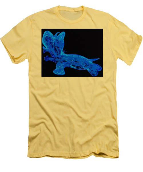Deep Blue Sea Men's T-Shirt (Athletic Fit)