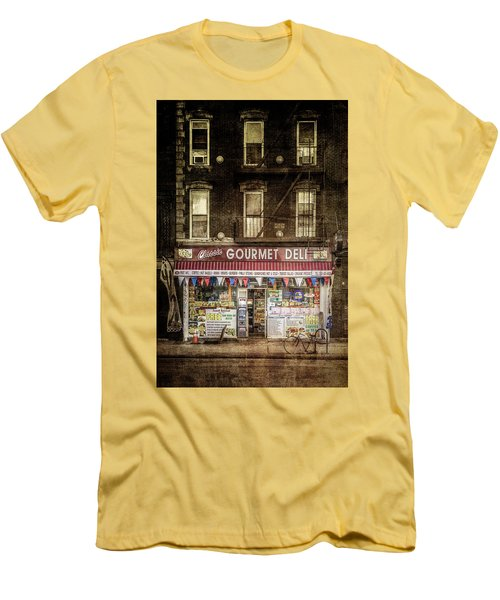 Delightful Men's T-Shirt (Slim Fit) by Russell Styles