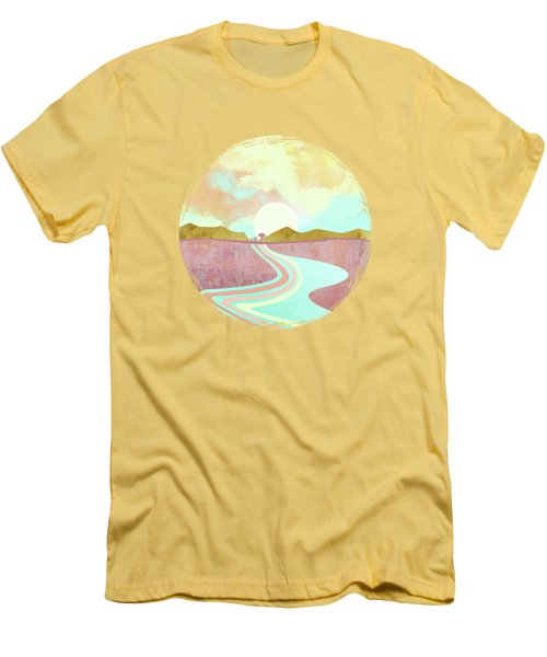 Desert Dusk Men's T-Shirt (Athletic Fit)