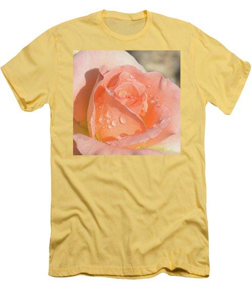Dewy Rose Men's T-Shirt (Athletic Fit)