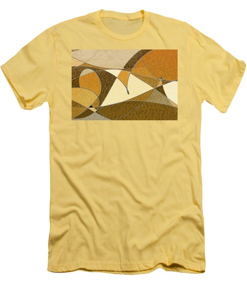 Diffusion Men's T-Shirt (Slim Fit) by Don Gradner