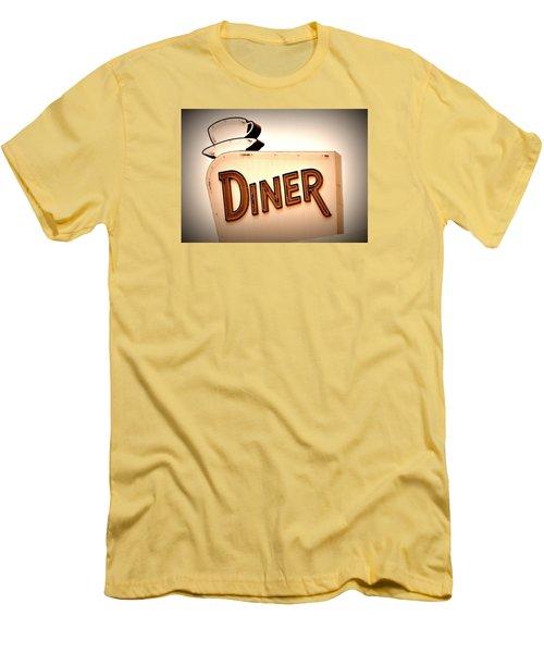 Diner Men's T-Shirt (Athletic Fit)