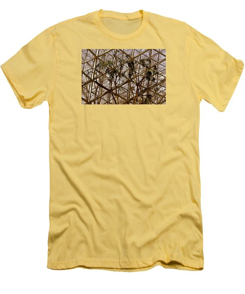 Domes Men's T-Shirt (Slim Fit) by Michael Nowotny