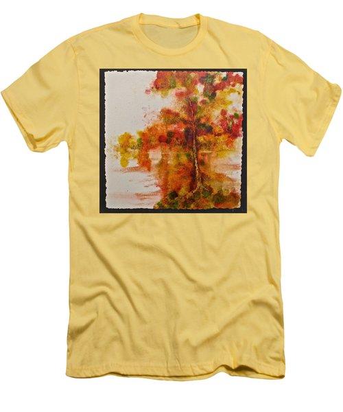 Double Reflection Men's T-Shirt (Athletic Fit)