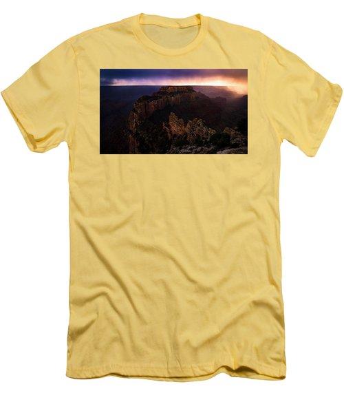 Dramatic Throne Men's T-Shirt (Slim Fit)