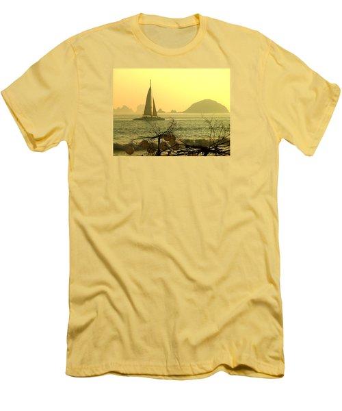 Dream Men's T-Shirt (Slim Fit) by Anna  Duyunova