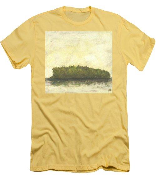 Dream Island I Men's T-Shirt (Athletic Fit)