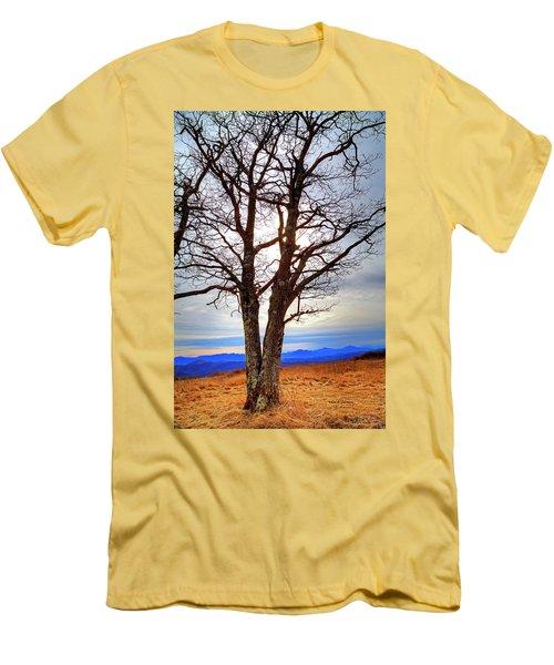 Dreamcatcher Men's T-Shirt (Slim Fit) by Dale R Carlson
