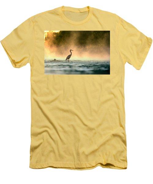 Early Bird Men's T-Shirt (Slim Fit) by Rob Blair