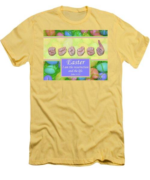Easter Men's T-Shirt (Athletic Fit)
