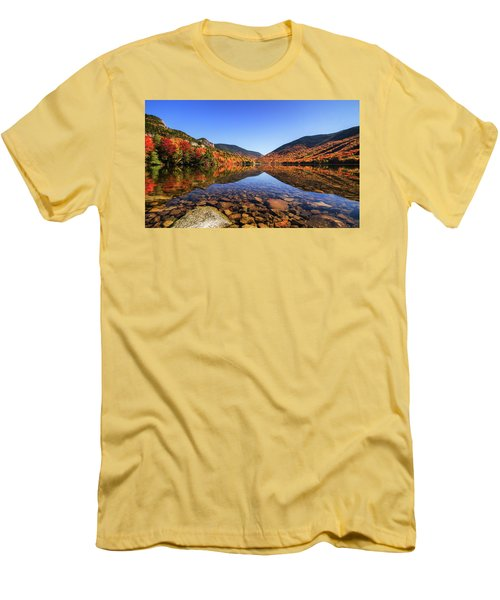 Echo Lake Men's T-Shirt (Athletic Fit)