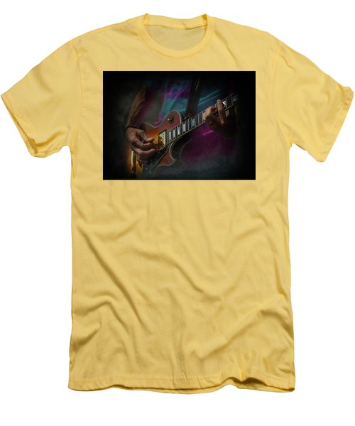 Live In Concert Men's T-Shirt (Athletic Fit)