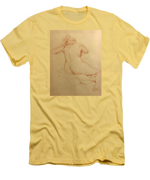 Emma Men's T-Shirt (Athletic Fit)
