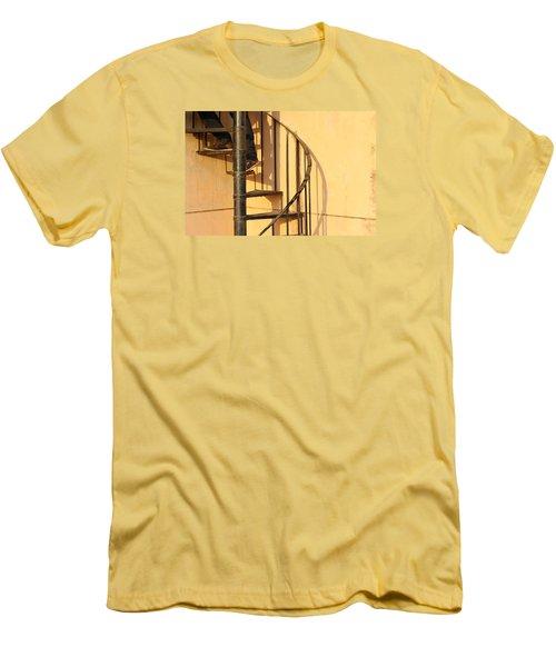 En Route Men's T-Shirt (Slim Fit) by Prakash Ghai