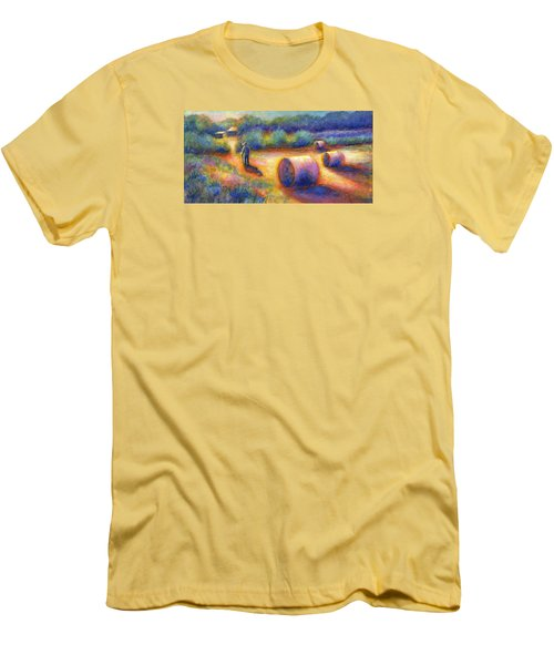 End Of A Well Spent Day Men's T-Shirt (Athletic Fit)