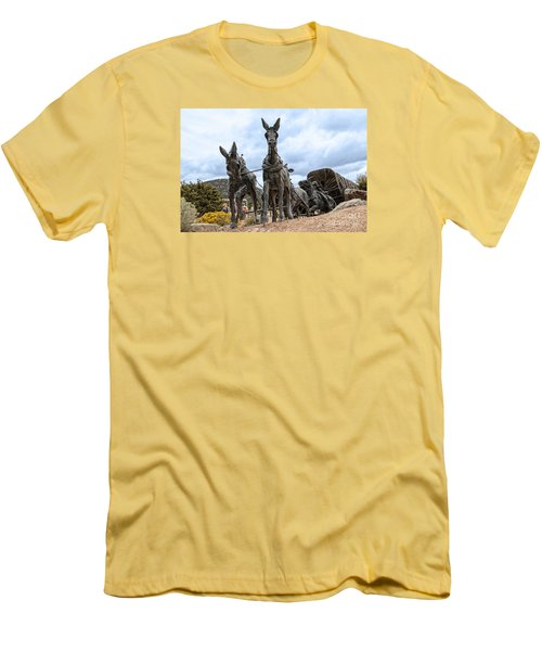 End Of The Long Trail Men's T-Shirt (Athletic Fit)
