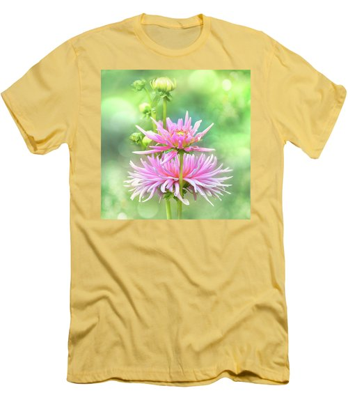 Men's T-Shirt (Athletic Fit) featuring the photograph Enduring Grace by John Poon