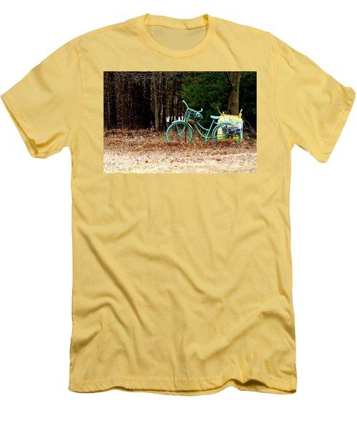 Enjoy The Adventure Men's T-Shirt (Athletic Fit)