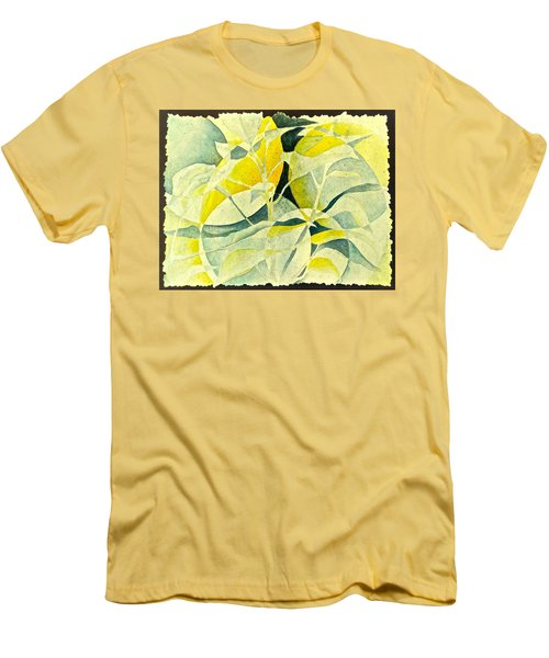 Entering A New Realm Men's T-Shirt (Slim Fit) by Carolyn Rosenberger