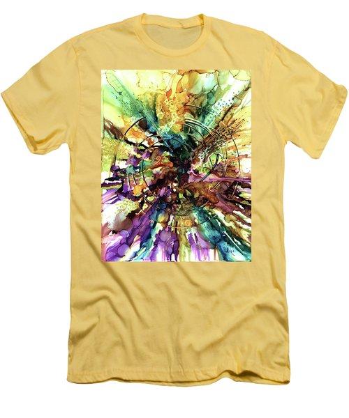 Ever Expanding Universe Men's T-Shirt (Athletic Fit)