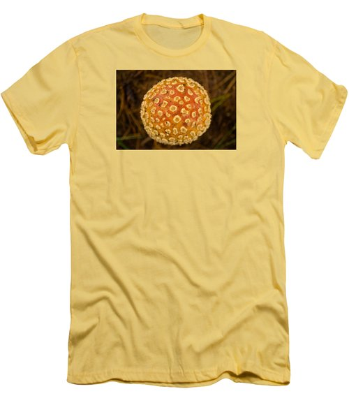 Fall Orb Men's T-Shirt (Slim Fit) by Carlee Ojeda