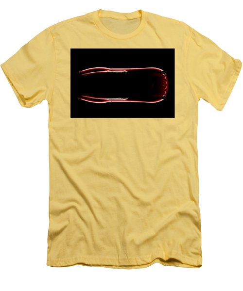 Ferrari 250 Gto - Top View Men's T-Shirt (Athletic Fit)