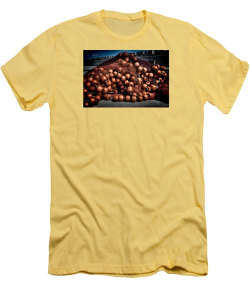 Fine Art Colour-106 Men's T-Shirt (Athletic Fit)