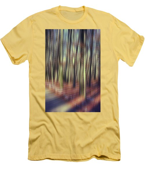 First Light Of Spring Men's T-Shirt (Athletic Fit)