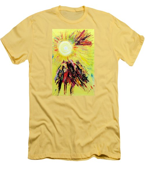 First Sun Men's T-Shirt (Athletic Fit)