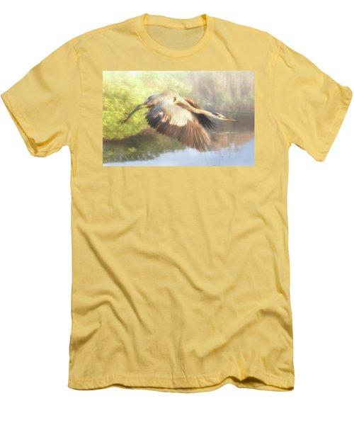 Flight Men's T-Shirt (Athletic Fit)